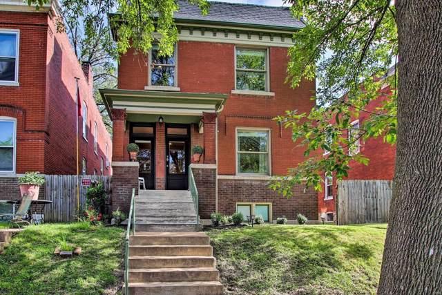 4133 Botanical Avenue, St Louis, MO 63110 (#19077389) :: Hartmann Realtors Inc.