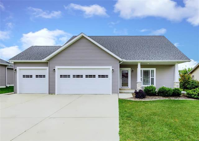 412 Pheasant Court, Worden, IL 62097 (#19077403) :: Clarity Street Realty