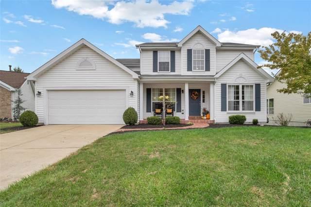759 Vista Glen Court, Eureka, MO 63025 (#19077445) :: The Becky O'Neill Power Home Selling Team