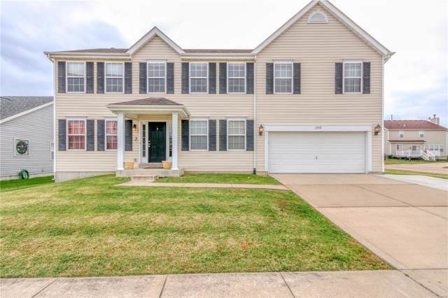 1298 Golden Pond Court, Florissant, MO 63031 (#19077449) :: Hartmann Realtors Inc.