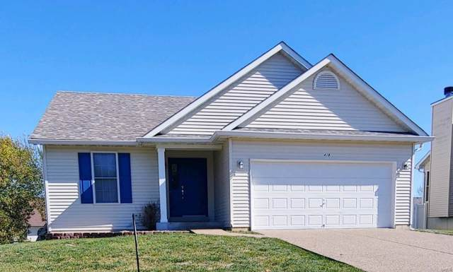 418 Harby, Wentzville, MO 63385 (#19077472) :: St. Louis Finest Homes Realty Group