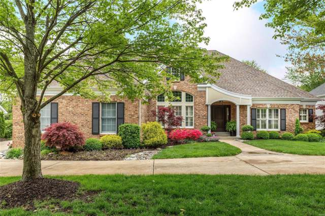 2204 Sycamore Drive, Chesterfield, MO 63017 (#19077495) :: The Kathy Helbig Group