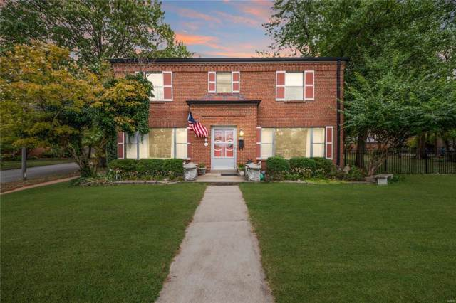 5100 Tamm Avenue, St Louis, MO 63109 (#19077501) :: Clarity Street Realty