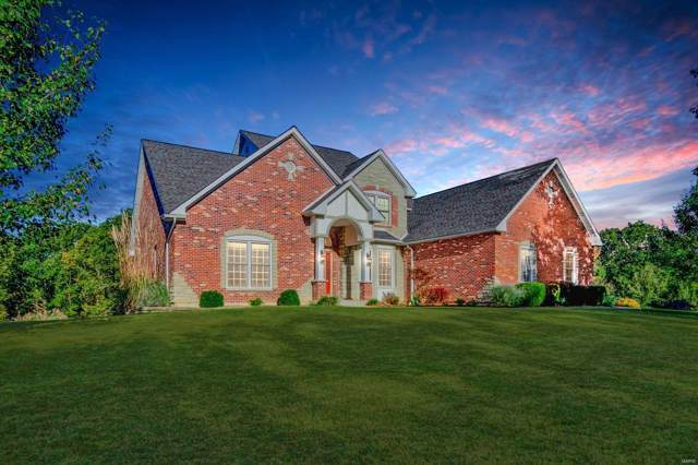5535 Golden Ridge Drive, Hillsboro, MO 63050 (#19077513) :: Holden Realty Group - RE/MAX Preferred