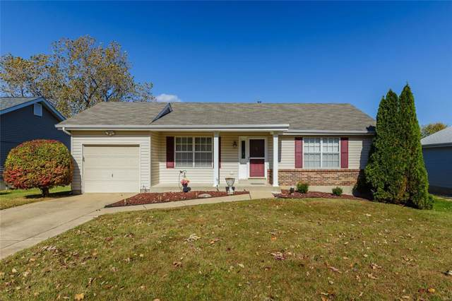 4544 Cambrook Drive, Saint Charles, MO 63304 (#19077528) :: Clarity Street Realty