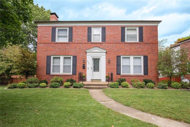 8145 Amherst Avenue, St Louis, MO 63130 (#19077532) :: Clarity Street Realty