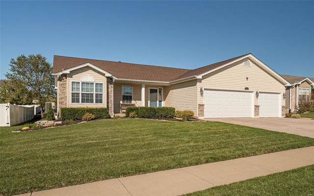 1813 Hackmann Hollow Drive, Wentzville, MO 63385 (#19077549) :: St. Louis Finest Homes Realty Group