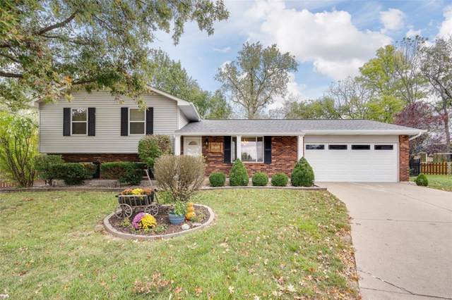 8 Deergrass, Saint Charles, MO 63303 (#19077581) :: Clarity Street Realty