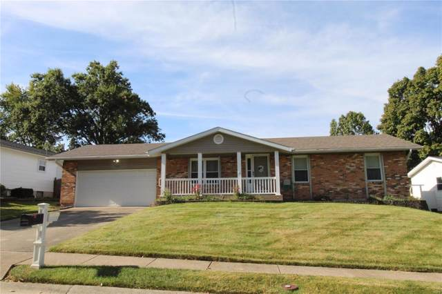 3017 Blanchette, Saint Charles, MO 63301 (#19077618) :: Barrett Realty Group