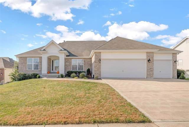 44 Paige Court, Wentzville, MO 63385 (#19077622) :: Holden Realty Group - RE/MAX Preferred