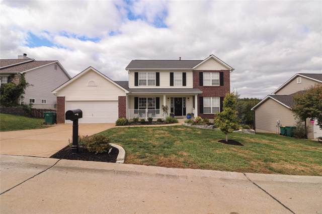 5323 Wind Rose Drive, Imperial, MO 63052 (#19077646) :: Clarity Street Realty
