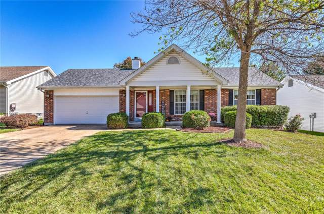 121 Green Forest Estates Drive, Saint Peters, MO 63376 (#19077648) :: The Kathy Helbig Group