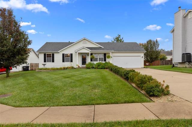 614 Cool Breeze Court, Wentzville, MO 63385 (#19077661) :: RE/MAX Vision