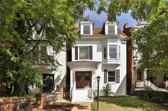 4621 Mcpherson Avenue, St Louis, MO 63108 (#19077696) :: St. Louis Finest Homes Realty Group
