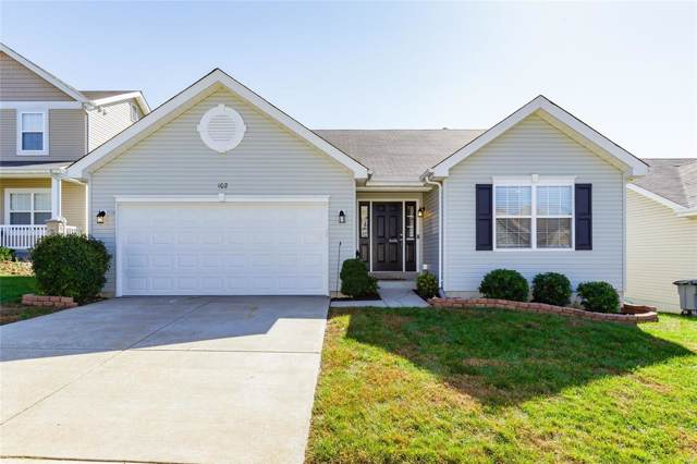 102 Marigold Meadows, O'Fallon, MO 63368 (#19077704) :: RE/MAX Vision