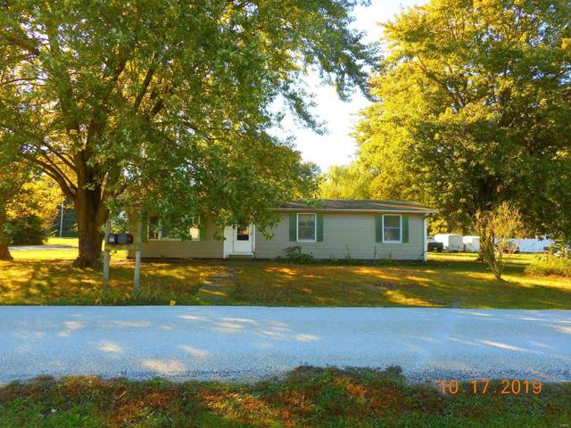 182 E Crickenberger Avenue, NOKOMIS, IL 62075 (#19077713) :: Clarity Street Realty