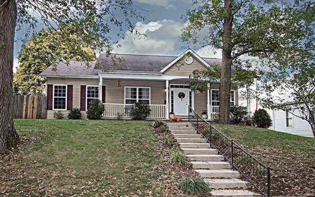 215 W Main Street, Lebanon, IL 62254 (#19077717) :: St. Louis Finest Homes Realty Group