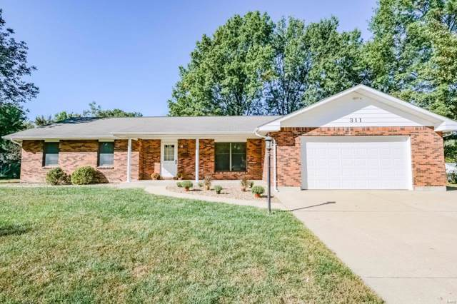 311 Michael Avenue, Wentzville, MO 63385 (#19077720) :: St. Louis Finest Homes Realty Group