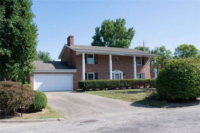 800 Meadow Drive, RED BUD, IL 62278 (#19077736) :: Fusion Realty, LLC