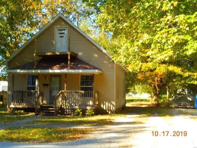 407 Williams Street, NOKOMIS, IL 62075 (#19077746) :: Clarity Street Realty