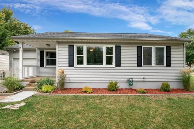 901 Charbonier Drive, Florissant, MO 63031 (#19077752) :: St. Louis Finest Homes Realty Group