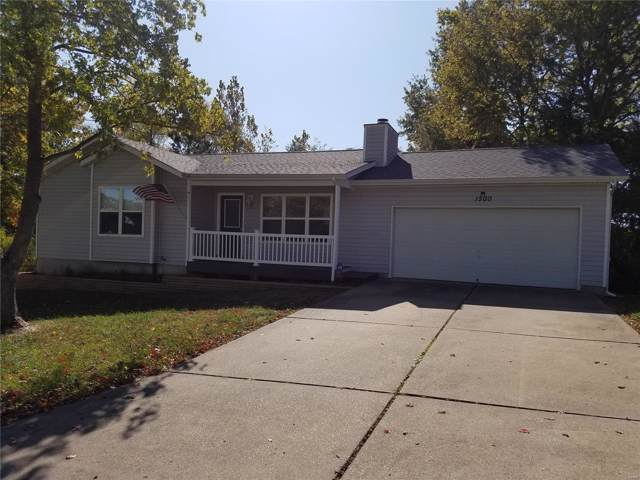 1500 Peach Tree Lane, Pacific, MO 63069 (#19077766) :: Holden Realty Group - RE/MAX Preferred