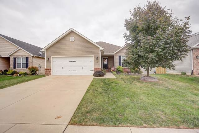 1387 Orchard Lakes Circle, Belleville, IL 62220 (#19077814) :: St. Louis Finest Homes Realty Group