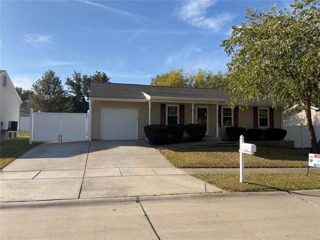 1318 Shallow Lake, O'Fallon, MO 63366 (#19077824) :: The Kathy Helbig Group