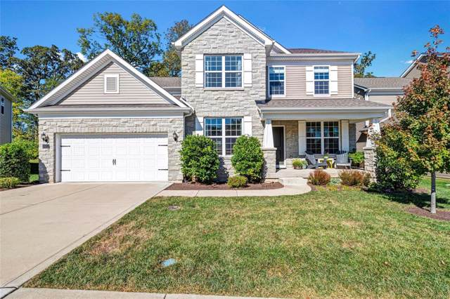 234 Chestnut Creek Crossing, Dardenne Prairie, MO 63368 (#19077825) :: Holden Realty Group - RE/MAX Preferred