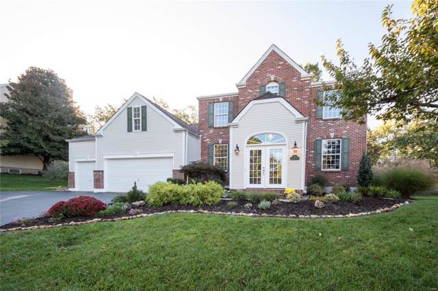 294 Dickens Farm Lane, Ballwin, MO 63021 (#19077855) :: St. Louis Finest Homes Realty Group