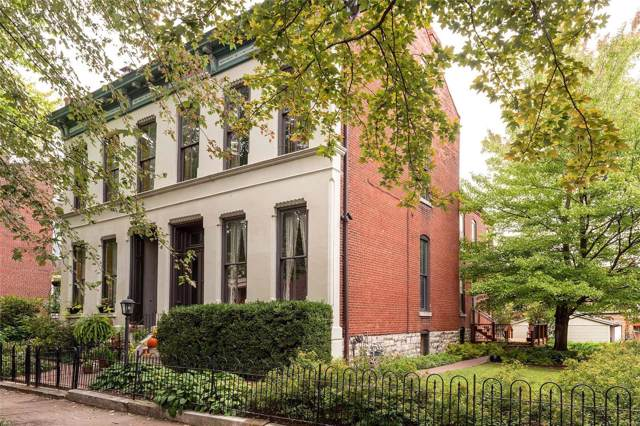 1809 Rutger, St Louis, MO 63104 (#19077874) :: RE/MAX Professional Realty