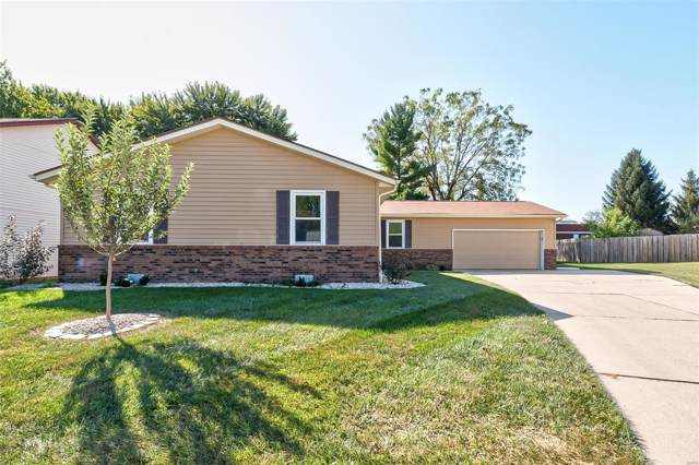 113 Hillcrest Drive, O'Fallon, IL 62269 (#19077908) :: St. Louis Finest Homes Realty Group