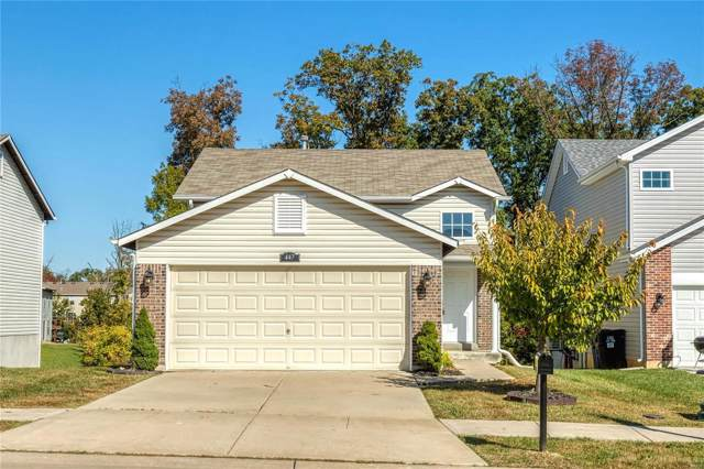 447 Ramblewood Way, Wentzville, MO 63385 (#19077910) :: St. Louis Finest Homes Realty Group