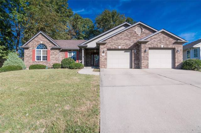 25 Ramsgate, Collinsville, IL 62234 (#19077922) :: Clarity Street Realty