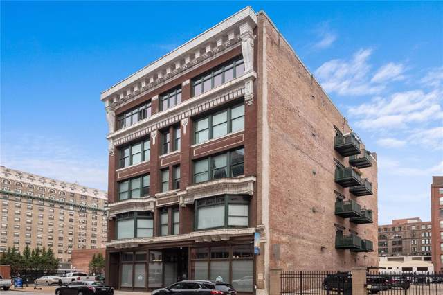 1121 Locust #502, St Louis, MO 63101 (#19077926) :: Holden Realty Group - RE/MAX Preferred