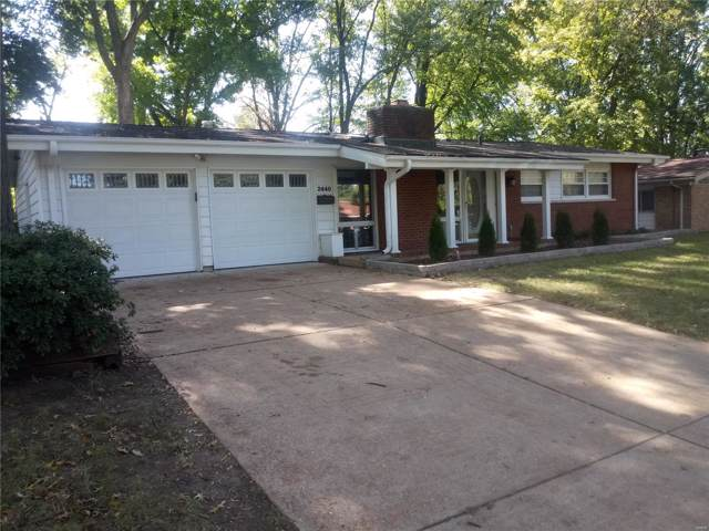 2440 Allen Drive, Florissant, MO 63033 (#19077942) :: Clarity Street Realty