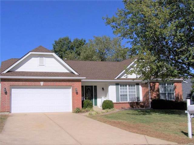 705 Oak Grove Bluffs Court, Saint Charles, MO 63304 (#19077948) :: Barrett Realty Group