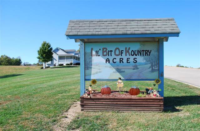 0 Lots 6A And 6B Kountry Lane, Marthasville, MO 63357 (#19077996) :: Holden Realty Group - RE/MAX Preferred