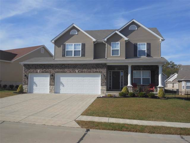 313 Amber Bluff, Imperial, MO 63052 (#19078000) :: Holden Realty Group - RE/MAX Preferred