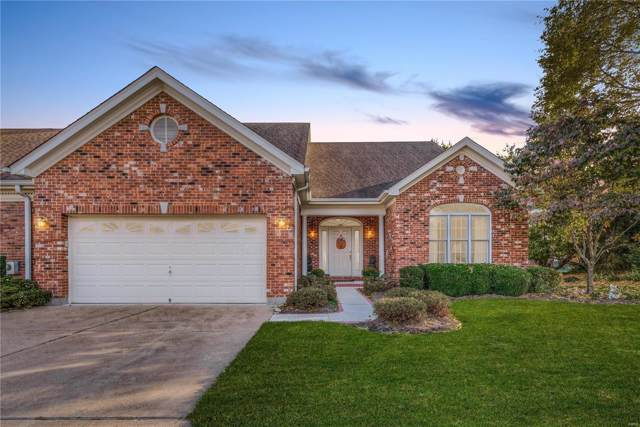 12358 Courtyard Lake Drive, Sunset Hills, MO 63127 (#19078001) :: Sue Martin Team
