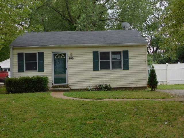 290 Reasor Drive, St Louis, MO 63135 (#19078040) :: Walker Real Estate Team