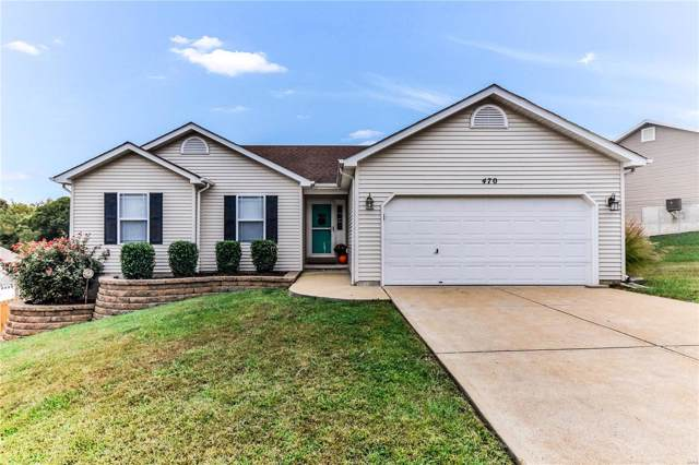 470 Pevely Heights, Pevely, MO 63070 (#19078073) :: The Kathy Helbig Group
