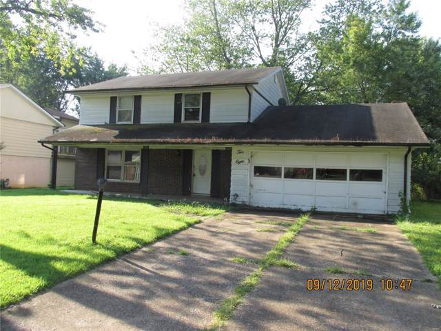 1028 Five Forks Drive, Belleville, IL 62221 (#19078080) :: Holden Realty Group - RE/MAX Preferred