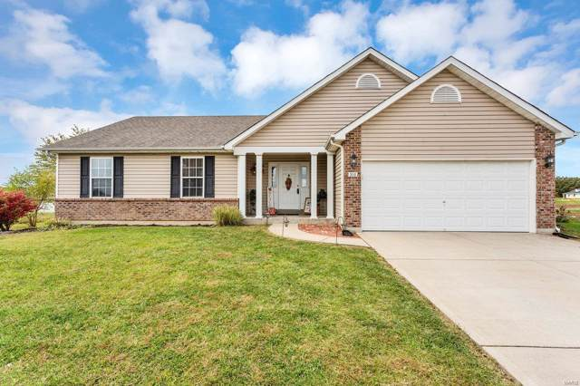 316 Late Harvest Drive, Wright City, MO 63390 (#19078098) :: Holden Realty Group - RE/MAX Preferred