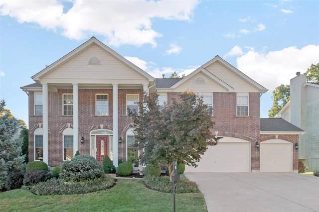 5044 Romaine Springs Drive, Fenton, MO 63026 (#19078122) :: Realty Executives, Fort Leonard Wood LLC