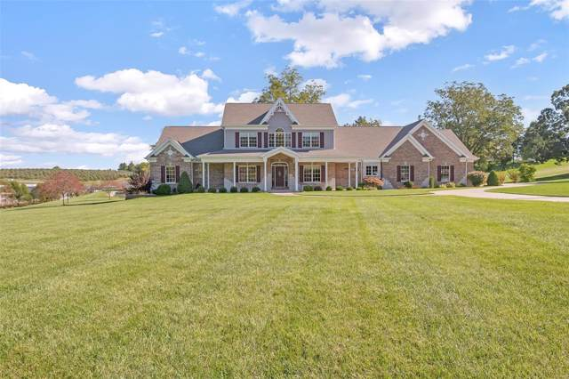45 Town Branch Road, Marthasville, MO 63357 (#19078139) :: Holden Realty Group - RE/MAX Preferred
