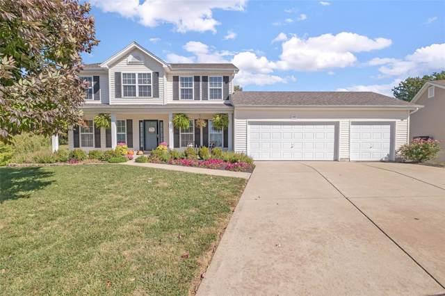416 Hickory Post Court, Wentzville, MO 63385 (#19078162) :: RE/MAX Vision