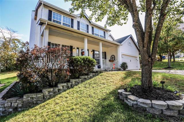 838 Top Notch Lane, Eureka, MO 63025 (#19078164) :: The Kathy Helbig Group
