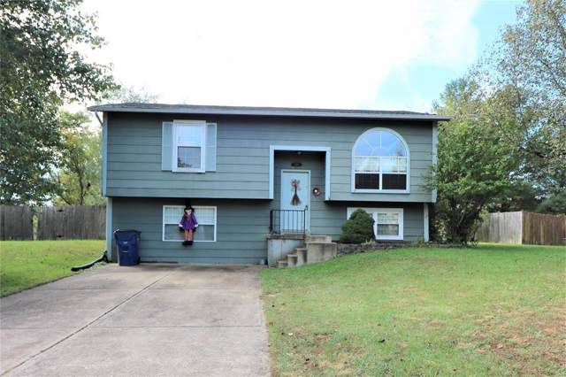 2196 Gregory Drive, Pacific, MO 63069 (#19078200) :: RE/MAX Vision