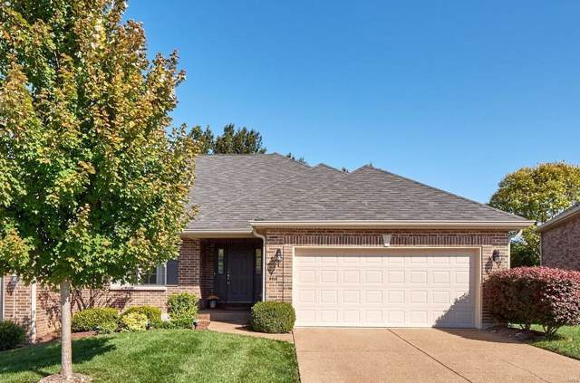 3416 Sun Bear Court 830C, Wentzville, MO 63385 (#19078209) :: Peter Lu Team
